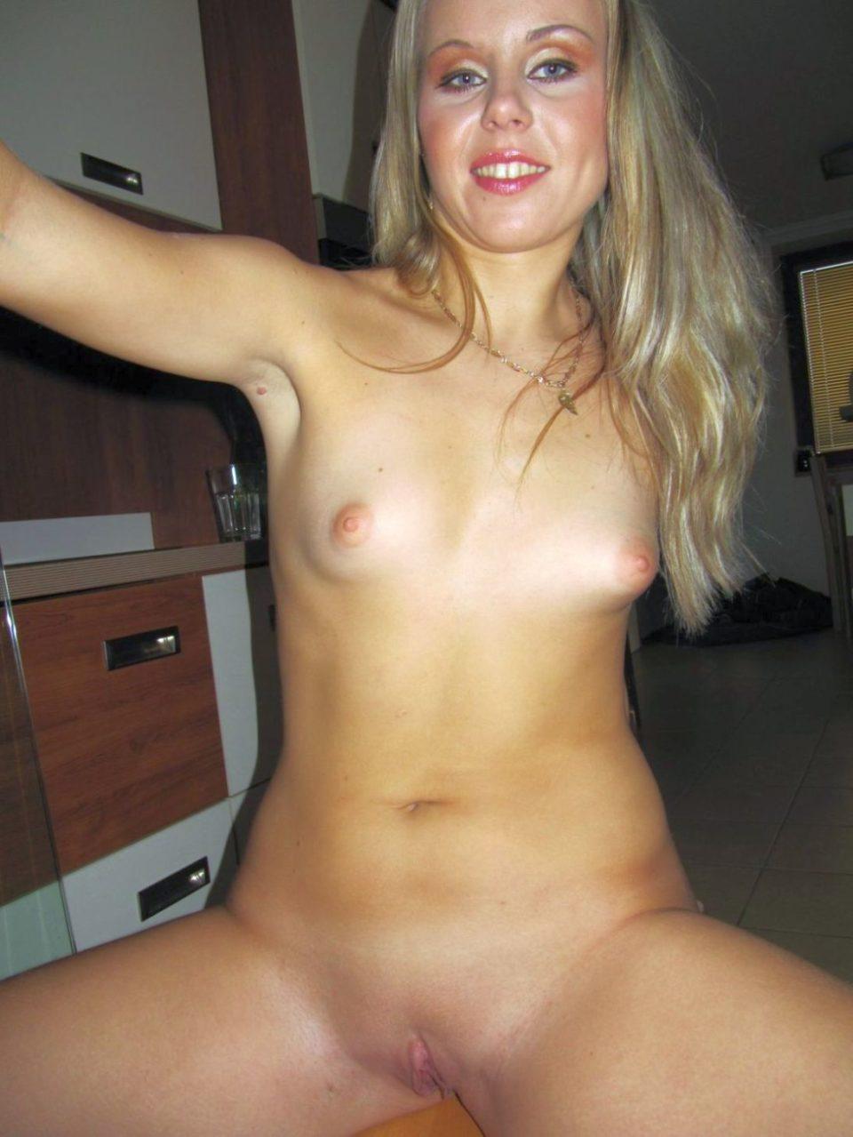 Blondinenfotze